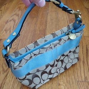 Authentic Small Coach Bag